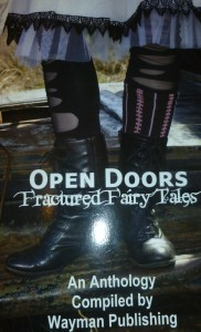 Open Doors Fractured Fairy Tales Cover